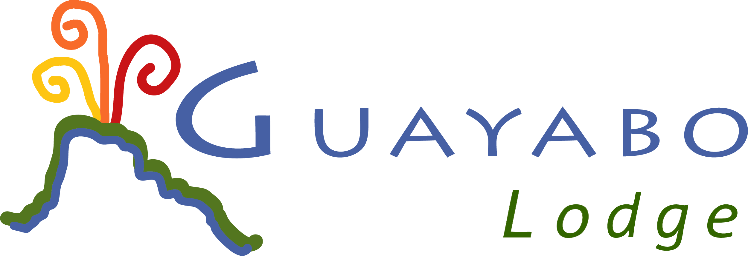 Guayabo Lodge hotel costa rica official logo 2020
