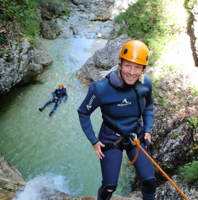 Best canyoning adventure in Turrialba
