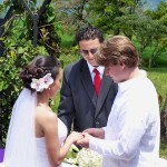 Wedding at Guayabo Lodge, Turrialba, Costa Rica