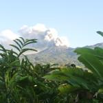 Turrialba Volcano June 2016