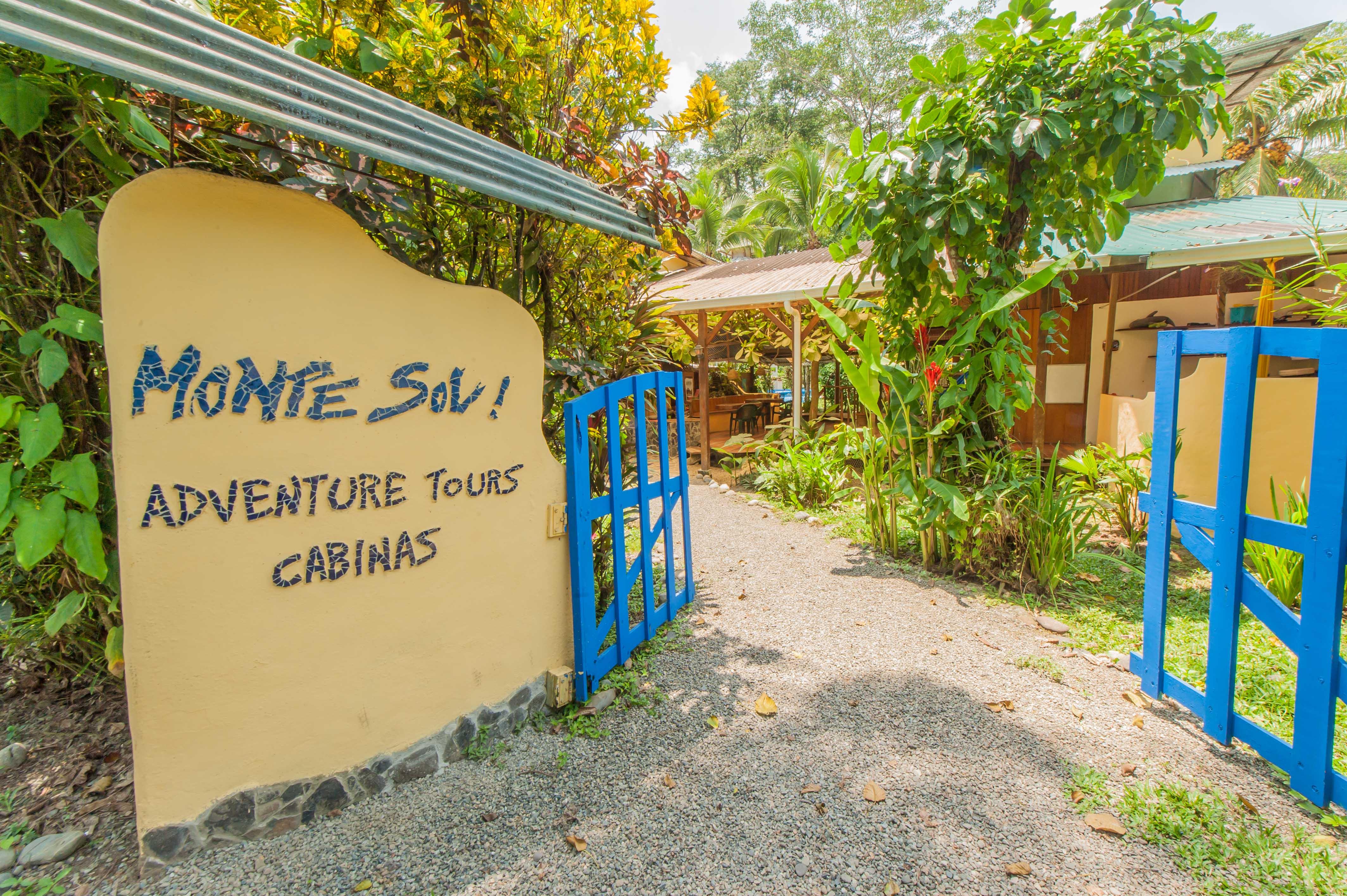 Cabinas Montesol, Puerto Viejo